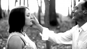 Kim (Stacy Hart) meets David (Paul Anthony)